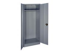 Шкафы двухстворчатые односекционные