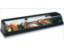 Витрины холодильные для суши (суши-кейсы)