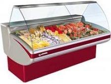 Холодильные витрины Среднетемпературные 0...+7