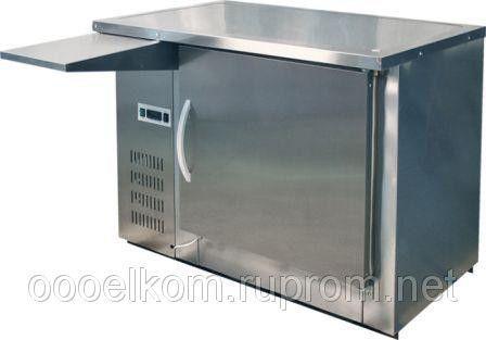 Стол охлаждаемый Пхс-1-300м (нержавеющая сталь)
