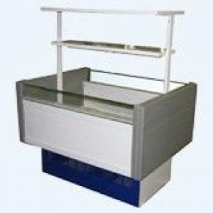 Витрина холодильная низкотемпературная островная Вхн-0,20 Купец (1,2о) (боковины Абс)